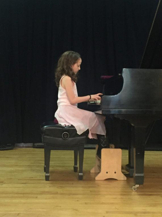 Piano Recitals – Spring 2016