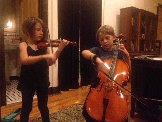 Siblings in harmony