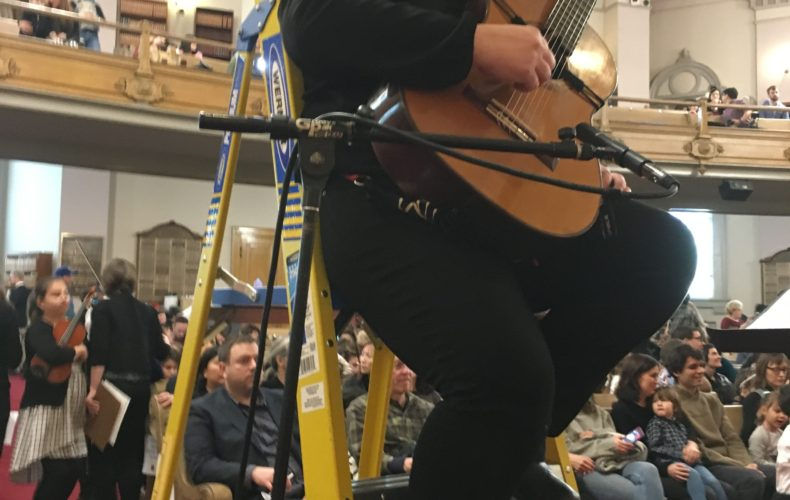 Reaching new heights in safety and musical excellence